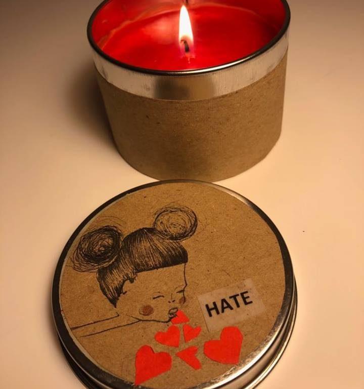 Dizajn svijeća by Kayra Design
